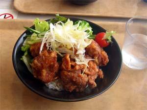 油淋鶏丼 '2007