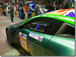 2009 24 Hours of Le Mans, June 8-14 2009 Le Mans, France.