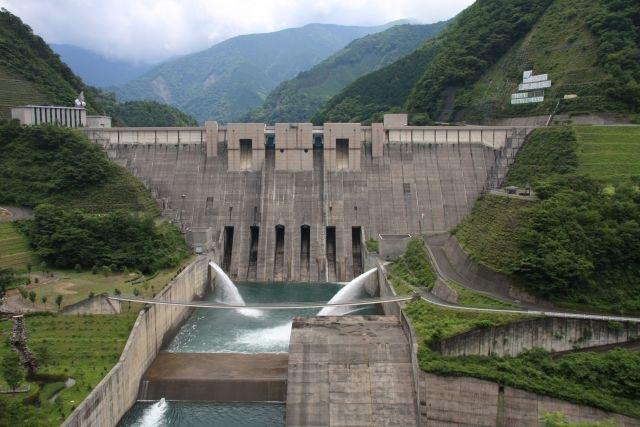 大井川ダム