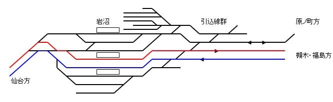都道府県別目次 - 懐かしい駅の風景~線路配線図と …